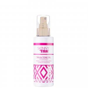 Увлажняющее масло-автозагар SKINNY TAN and Tone Oil 145 мл