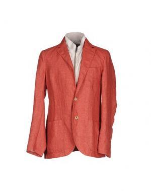 Пиджак ALLEGRI. Цвет: красный