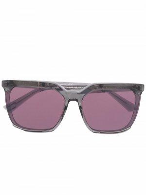 Солнцезащитные очки DL0338 Diesel. Цвет: фиолетовый