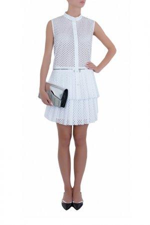 Блуза MCQ. Цвет: белый