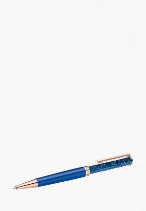 Ручка Swarovski® Crystalline. Цвет: синий