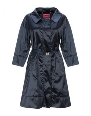 Легкое пальто VDP CLUB. Цвет: темно-синий