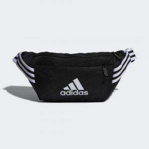 Сумка на пояс Classic Performance adidas. Цвет: черный