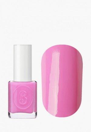 Лак для ногтей Berenice Oxygen дышащий кислородный 16 light pink / светло розовый, 15 г. Цвет: розовый