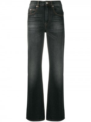 Расклешенные джинсы Belvira Isabel Marant Étoile. Цвет: черный