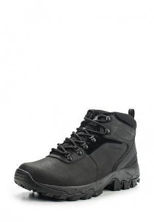 Ботинки трекинговые Columbia NEWTON RIDGE™ PLUS II WATERPROOF. Цвет: черный