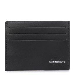 Холдер д/кредитных карт K50K505844 черный CALVIN KLEIN JEANS