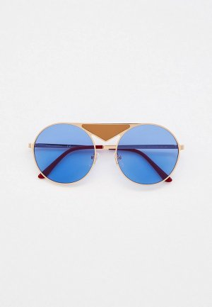 Очки солнцезащитные Karl Lagerfeld KL 310S 714. Цвет: золотой