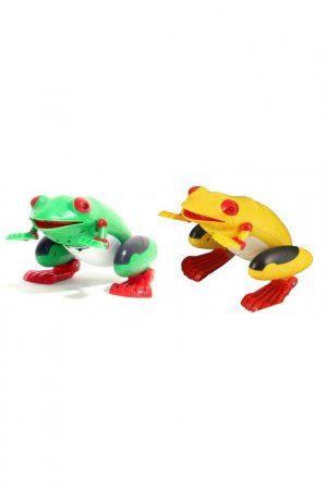 Робот-лягушка Noname. Цвет: черный мультиколор