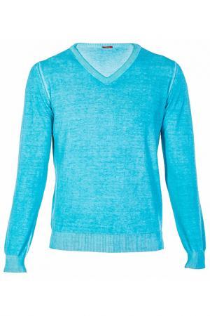 Джемпер Altea. Цвет: голубой
