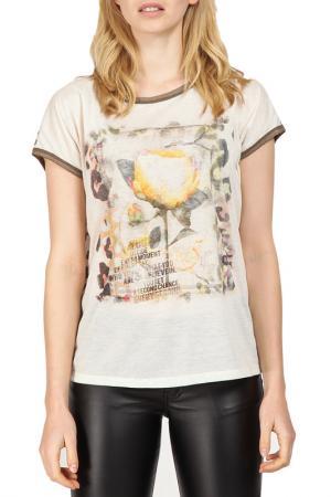 T-shirt Apanage. Цвет: коричневый