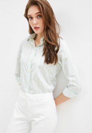 Рубашка Colletto Bianco. Цвет: зеленый