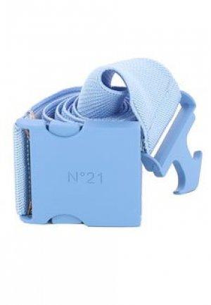 Пояс No21. Цвет: синий