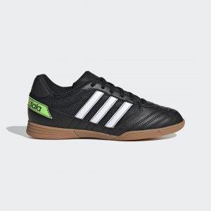 Футбольные бутсы (футзалки) Super Sala Performance adidas. Цвет: черный