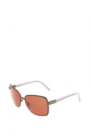 Очки солнцезащитные с линзами John Richmond. Цвет: 02 синий