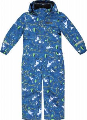 Комбинезон для мальчиков , размер 116 Glissade. Цвет: синий