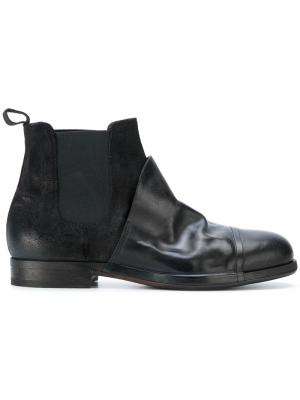 Ботинки Челси Ink. Цвет: черный