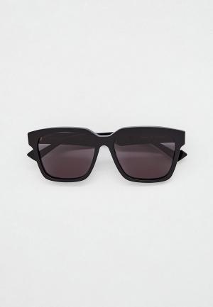 Очки солнцезащитные Gucci GG0965SA. Цвет: черный