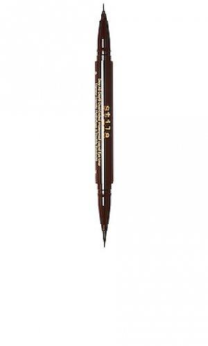 Жидкий карандаш для подводки век stay all day Stila. Цвет: beauty: na