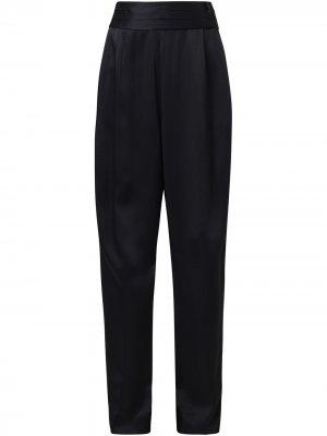 Драпированные брюки Jason Wu Collection. Цвет: черный