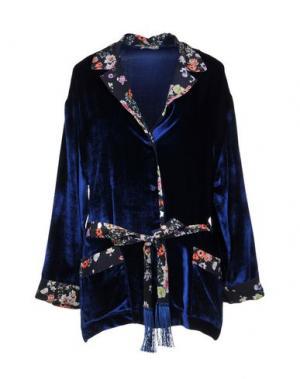 Пиджак MILA ZB. Цвет: темно-синий