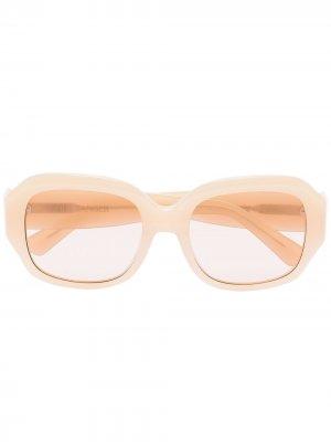 Солнцезащитные очки Mauretania Port Tanger. Цвет: нейтральные цвета