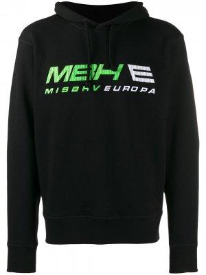 Худи с логотипом Misbhv. Цвет: черный