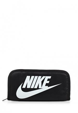 Кошелек Nike FUTURA LOGO WALLET NS. Цвет: черный
