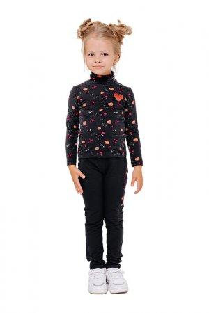 Водолазка Batik. Цвет: черный