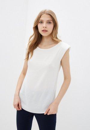 Блуза Raya. Цвет: белый