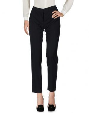 Повседневные брюки BLUE DEEP. Цвет: черный
