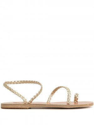 Сандалии Eleftheria Ancient Greek Sandals. Цвет: коричневый