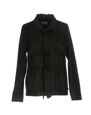 Куртка MYTHS. Цвет: стальной серый