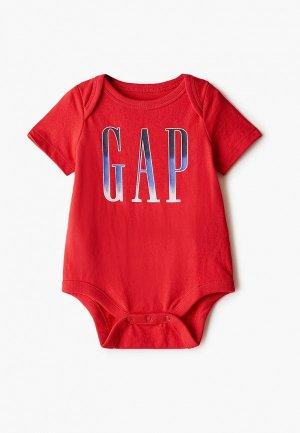 Боди Gap. Цвет: красный
