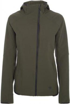 Ветровка женская Chockstone, размер 46 Mountain Hardwear. Цвет: зеленый