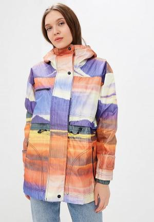 Куртка adidas ESS PERF JKT. Цвет: разноцветный