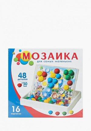 Игра Рыжий Кот Мозайкин. Мозаика-чемодан со схемами в коробке. Цвет: разноцветный