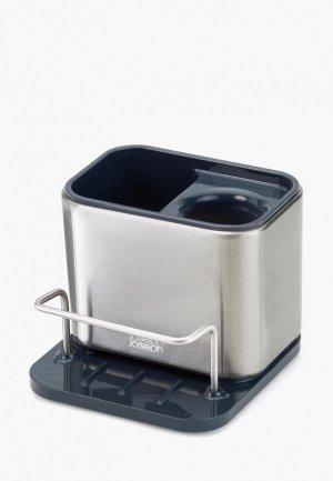 Подставка для кухонных инструментов Joseph Surface. Цвет: серый
