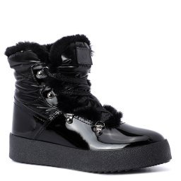 Ботинки 6164 черный ANTARCTICA