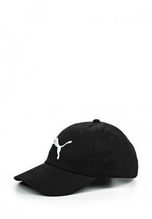 Бейсболка PUMA ESS Cap. Цвет: черный