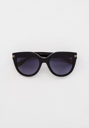 Очки солнцезащитные Marc Jacobs MJ 1011/S 807. Цвет: черный
