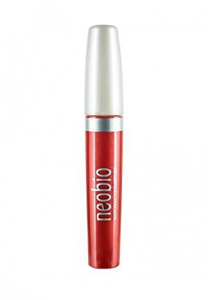 Блеск для губ Neobio 03 фантастический красный  , 8 мл. Цвет: красный