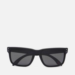 Солнцезащитные очки Holbrook Oakley. Цвет: чёрный