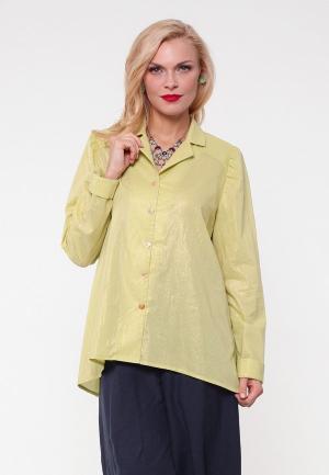 Рубашка Kata Binska KONI. Цвет: желтый