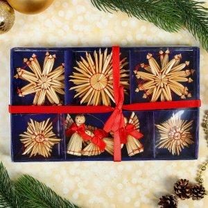 Эко-декор в подарочной упаковке Лесная мастерская