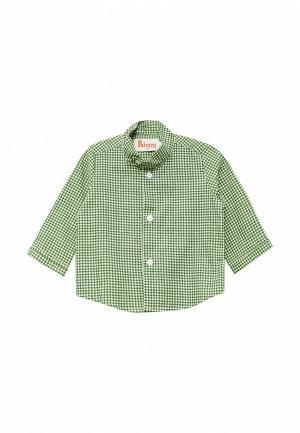 Рубашка Frizzzy MP002XB001V6. Цвет: зеленый