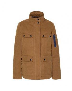 Куртка GEORGE J. LOVE. Цвет: хаки