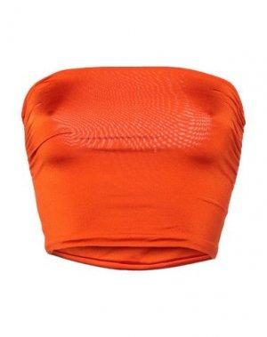 Бюстье FORTE_FORTE. Цвет: оранжевый