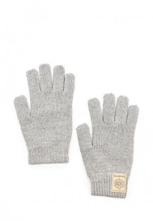 Перчатки Reebok Classics CL FO LA GLOVES. Цвет: серый