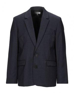 Пиджак ISABEL MARANT. Цвет: темно-синий